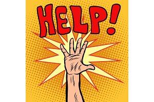 Hand need help
