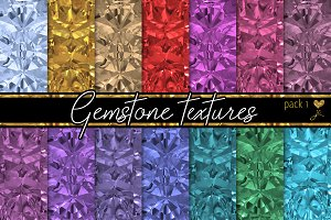 Gemstone Textures (Pack 1)