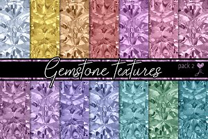 Gemstone Textures (Pack 2)