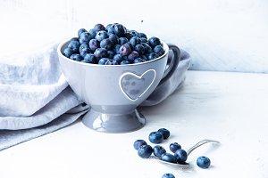 Organic summer fruit