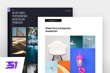 SuperOne - Multi-Purpose WP Theme by  in Portfolio