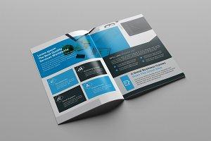 Simple Bi Fold Brochure