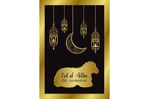 Eid al Adha Template