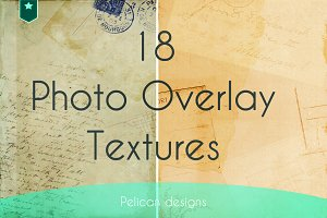 photo vintage texture overlays