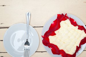 whipped cream mango cake with red rose petals 008.jpg
