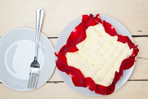 whipped cream mango cake with red rose petals 017.jpg