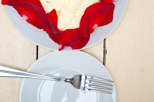 whipped cream mango cake with red rose petals 014.jpg