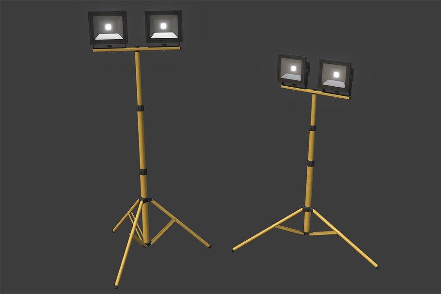LED Work Light Stand