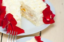 whipped cream mango cake with red rose petals 032.jpg