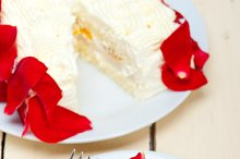 whipped cream mango cake with red rose petals 038.jpg