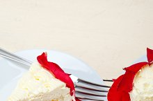 whipped cream mango cake with red rose petals 044.jpg