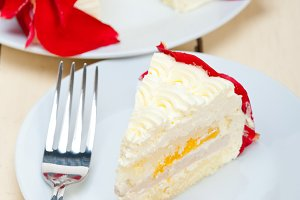 whipped cream mango cake with red rose petals 049.jpg