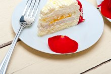 whipped cream mango cake with red rose petals 055.jpg