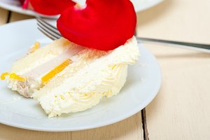 whipped cream mango cake with red rose petals 065.jpg