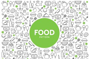 Food and drink pattern