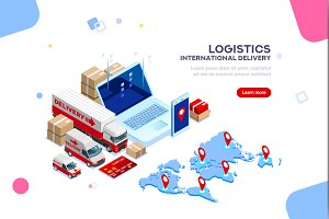 Logistic International Delivery