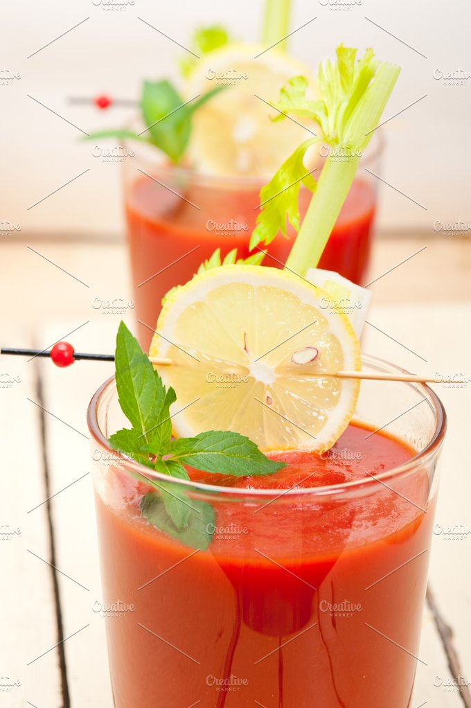 tomato juice 020.jpg - Food & Drink