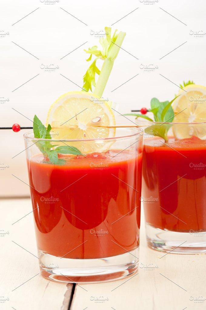 tomato juice 027.jpg - Food & Drink