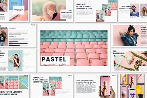 PASTEL - Google Slides Template