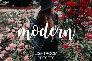 Modern Lightroom Preset Bundle