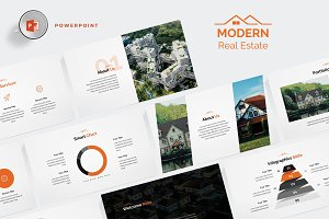 Modern Real Estate Powerpoint