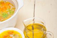 Syrian barley broth soup Aleppo style called talbina 002.jpg