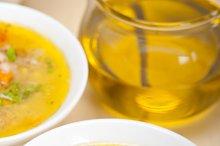 Syrian barley broth soup Aleppo style called talbina 006.jpg