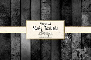 Distressed Dark Textures