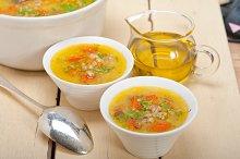 Syrian barley broth soup Aleppo style called talbina 008.jpg