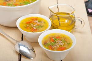 Syrian barley broth soup Aleppo style called talbina 008.jpg