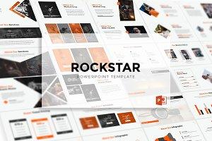 Rockstar Powerpoint Template