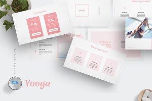 Yooga Keynote Templates