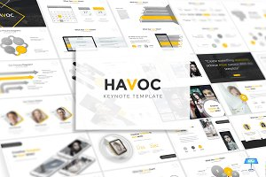 Havoc - Keynote Template
