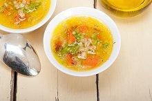Syrian barley broth soup Aleppo style called talbina 021.jpg