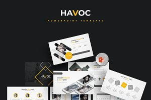 Havoc - Powerpoint Template