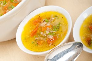 Syrian barley broth soup Aleppo style called talbina 030.jpg