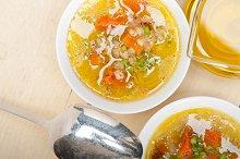 Syrian barley broth soup Aleppo style called talbina 043.jpg