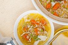 Syrian barley broth soup Aleppo style called talbina 042.jpg