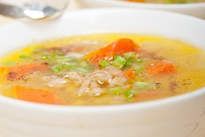 Syrian barley broth soup Aleppo style called talbina 050.jpg