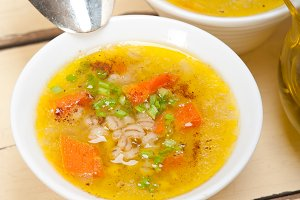 Syrian barley broth soup Aleppo style called talbina 053.jpg