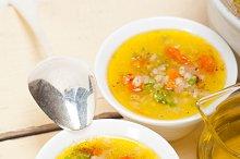 Syrian barley broth soup Aleppo style called talbina 054.jpg