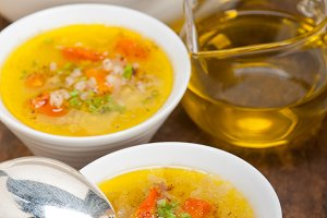 Syrian barley broth soup Aleppo style called talbina 055.jpg