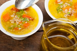 Syrian barley broth soup Aleppo style called talbina 059.jpg