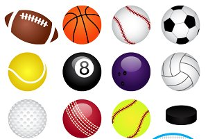 Sports Vectors and Clipart