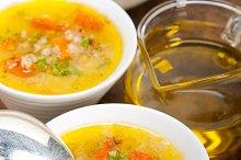 Syrian barley broth soup Aleppo style called talbina 067.jpg