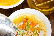 Syrian barley broth soup Aleppo style called talbina 069.jpg
