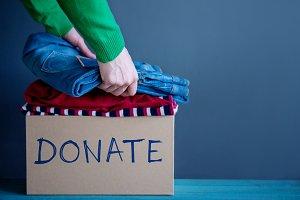 Donation Concept
