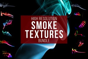 Smoke Textures Bundle