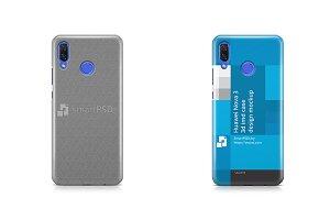 Huawei Nova 3 3d IMD Case Mockup