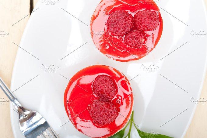 raspberry mousse dessert cake 013.jpg - Food & Drink